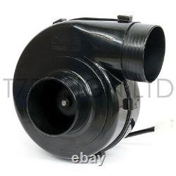 001-A39-49D 348 cfm SPAL Centrifugal Blower 12v 1 Speed Fan