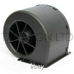 007-A56-32D SPAL Centrifugal Blower Fan 537cfm 12v 1 Speed Fan, Heat, AC