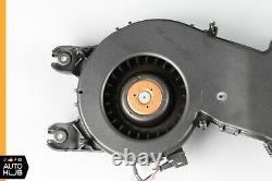 05-11 Mercedes R171 SLK280 SLK350 Seat Blower Fan Motor Right or Left 1718300008