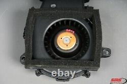 11-17 Mercedes A207 E350 SL450 E550 Convertible Seat Headrest Airscarf Fan Motor