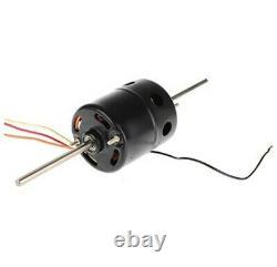 12v Fan Motor Dual 9.5mm Shaft 3 Speed Universal Heater AC Blower Motor