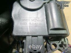 14-17 Maserati Ghibli M157 A/c Heater Blower Motor Fan Resist Actuator Set Oem