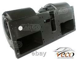 160556 Heater Blower Motor Fan Enclosure Aircon 24v Truck Lorry Spal 006 B46 22