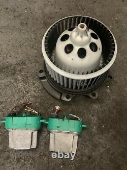 2007 2008 2009 2010 Renault Espace 2.0 IV Blower Motor Fan 524922097 + Resistors