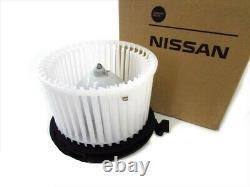 2007-2012 Nissan Versa A/C HVAC Heater Blower Motor Fan OEM NEW 27226-EE91C