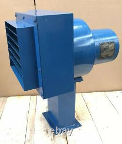 3-Phase Centrifugal Electric Motor Force Vent Fan Blower 0.3kW Spray Booth