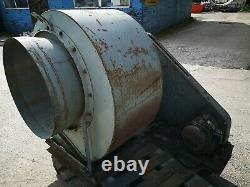 3 phase centrifagal extractor fan blower