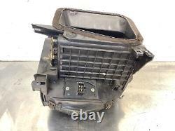 88-91 Civic A/C Heater Blower Fan Motor Box Case Resistor Blend Door Used OEM