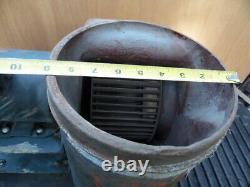 American Standard Industrial Centrifugal Blower Fan 3-28396-3 & GE Motor 1/2 HP
