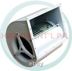 Blower Double Inlet Centrifugal Fans 160mm 240V ModelDYF 4E-160-QS3a