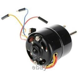 Blower Motor 12V Single Shaft 3 Speed Universal Heater Fan CW or CCW