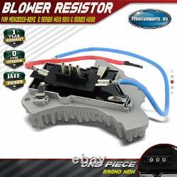 Blower Motor Heater Fan Resistor for Mercedes Benz C E Class SLK 2108206210