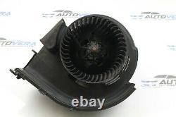 Bmw E70 X5 E71 X6 Heater Fan Blower Regulator & Motor Rhd