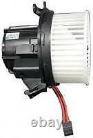 Brand New Interior Blower Motor and Fan for Mercedes C, CLS, E, SL, AMG