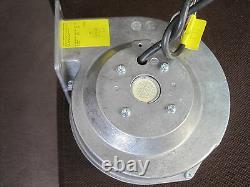 Centrifugal Blower 230v AC 325m3/hr 120 Dia Biomass Boiler Fan VBL 5/3 G2E120