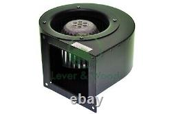 Centrifugal Blower Extractor Fan 200W 550m³/h 230V Warehouse Exhaust Extraction
