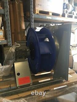 Centrifugal Extractor Fan Blower Kitchens Biomass High Flow 3kw 8000m3/hr 1800Pa