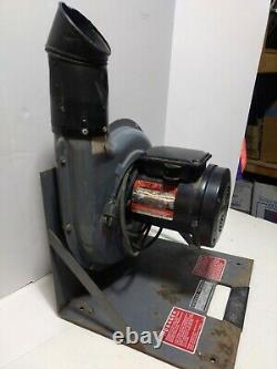Cincinnati 500S Fume Master Confined Space Blower 1/2 HP Motor exhaust fan