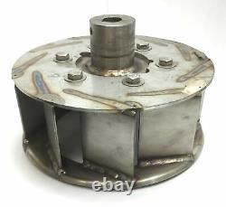 Cincinnati Fan CPF-120 Centrifugal Blower, Overall Diameter 12.5, Shaft 1.125
