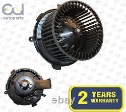 Citroen Xsara Picasso Mpv 1999 Onwards Heater Blower Motor Fan With Air-con