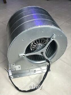EBM-PAPST D4E250 FAN, Air Mover, Centrifuge Fan, Blower Motor (NOS)