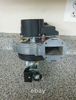 Ebmpapst Dungs RG148/1200-3612 GB-WND 055 D01 Gas Valve Blower Fan Motor Assy