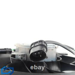 Electric Motor Cooling Fan Engine Cooling for Porsche 911 Porsche Boxster