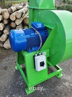 Extraction Fan, Centrifugal Industrial Fan Blower