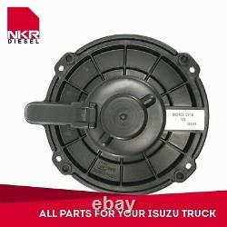 Fan Blower Unit, Motor Asm NPR. NPR-HD, NRR 1994 To 2007 Genuine ISUZU