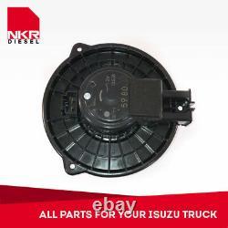 Fan Blower Unit Motor Asm for Isuzu NPR NPR-HD NQR NRR Diesel 4HK1 (Genuine)