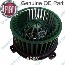 Fits Fiat Ducato Peugeot Boxer Citroen Relay RHD Heater Blower Motor Fan