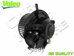 For Seat Altea XL 04- Interior Heater Blower Fan Motor Oem 1k2820015 3c2820015d