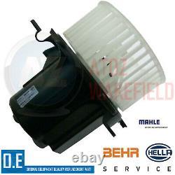 For Smart 451 Fortwo 4 2 Heater Blower Fan Motor 4518301600 Genuine Mahle German