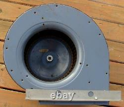 General Electric Furnace Motor and Morrison Furnace Fan Blower Assembly