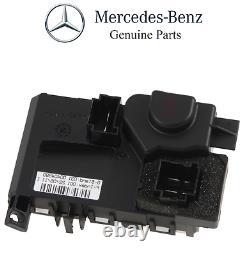 Genuine Blower Motor Control Module A/C Fan Resistor Regulator For Mercedes CL S