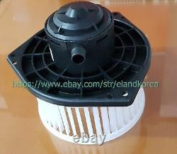 Genuine Blower Unit Fan & Motor for Ssangyong REXTON MUSSO+ManualA/C #6921008A30