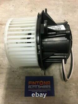 Genuine GM Vauxhall Astra J / Zafira C Tourer Heater Blower Fan Motor 13276234