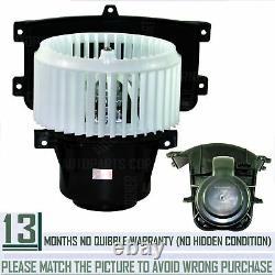 Heater Blower Fan Motor For Vw Multivan, Transporter, Transporter/caravelle