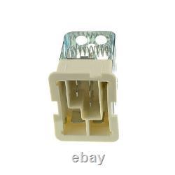 Heater Blower Motor Fan Resistor For Vauxhall Astra Astravan Zafira 90560362