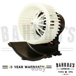 Heater Blower Motor Fan Rhd For Vw T5 Transporter / Caravelle / Multivan 2003-15