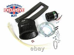 Heater Blower Motor and Fan Kit RTC6693 for Range Rover Classic (1990-1994)