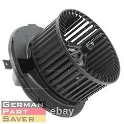 Heater Blower Motor withFan Cage for VW CC Tiguan Jetta Golf Audi A3 1K1819015