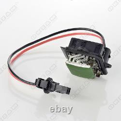 Heater Blower Resistor Motor Fan For Renault Traffic 2 II 7701050325 New