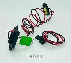 Heater Blower Series Motor Fan Resistor For Renault Clio MK3 Modus 7701209803