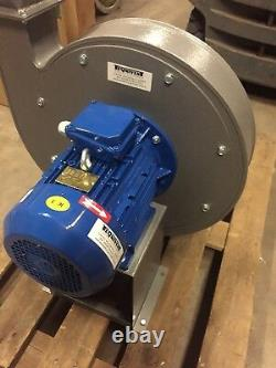 High Capacity Car Exhaust Fan Blower Dynomometer Rolling Road 3KW 400v 2200m3/hr