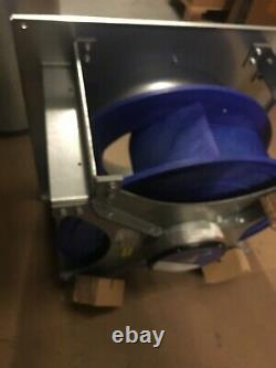 High Performance Plug Fan Ec Motor AHU 450 Dia 9500m3/hr Ziehl 3ph Canopy Blower