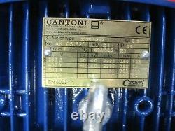 High Pressure Centrifugal Fan 4kW 850mm H2O 8500Pa Blower Pump vacuum aeration