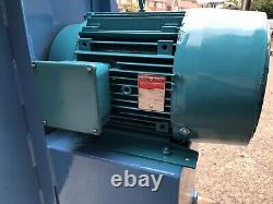 Industrial Fan Centrifugal Blower Spray Booth Extractor Wood Chip Gas Extrusion