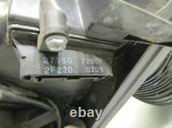 LDV Convoy Pilot MK3 2.4 TD heater blower motor fan + flexi pipe
