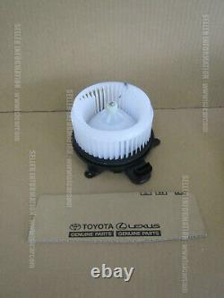 LEXUS CT200H MOTOR SUB-ASSY BLOWER WithFAN 87103-76020 OEM MAKER DENSO electrical